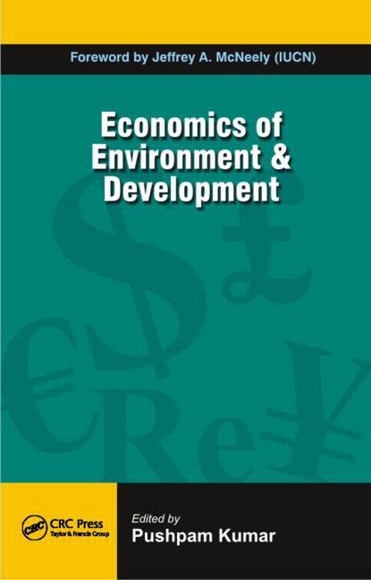 Economics of Environment and Development: 1st Edition (Hardback) book cover