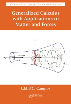 Generalized Calculus with Applications to Matter and Forces: 1st Edition (Paperback) book cover