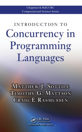 Introduction to Concurrency in Programming Languages book cover