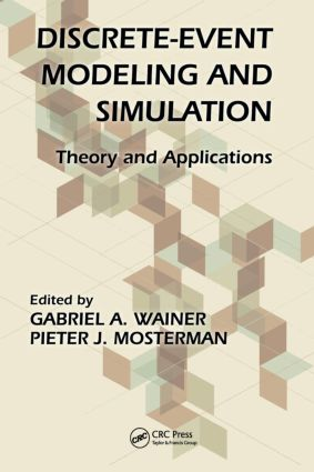 Discrete-Event Modeling and Simulation: Theory and Applications, 1st Edition (Hardback) book cover