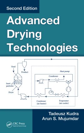 Advanced Drying Technologies: 2nd Edition (Hardback) book cover