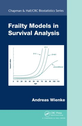Frailty Models in Survival Analysis: 1st Edition (Hardback) book cover