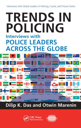 Trends in Policing: Interviews with Police Leaders Across the Globe, Volume 2 (Hardback) book cover