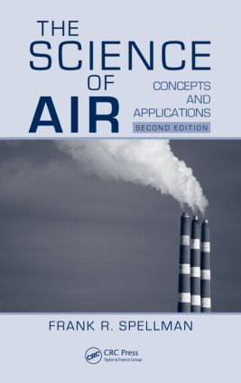 The Science of Air: Concepts and Applications, Second Edition, 2nd Edition (Hardback) book cover