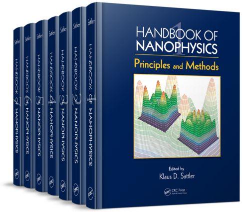 Handbook of Nanophysics: 7-Volume Set, 1st Edition (Hardback) book cover