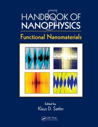 Handbook of Nanophysics: Functional Nanomaterials, 1st Edition (Hardback) book cover