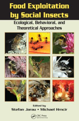Food Exploitation By Social Insects: Ecological, Behavioral, and Theoretical Approaches book cover
