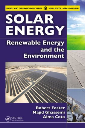 Solar Energy: Renewable Energy and the Environment book cover