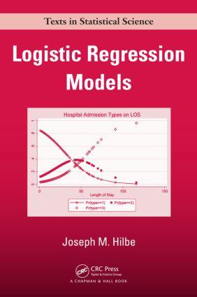 Logistic Regression Models (Hardback) book cover