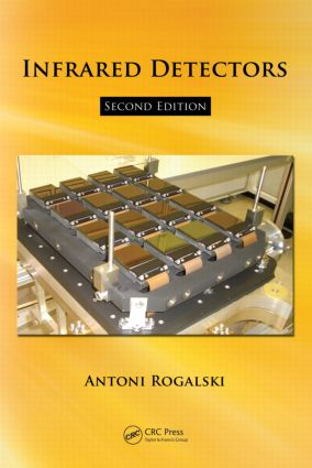 Infrared Detectors: 2nd Edition (Hardback) book cover