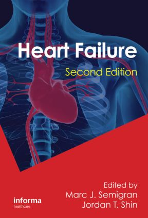 Heart Failure, Second Edition book cover