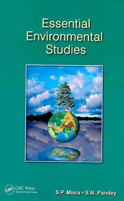 Essential Environmental Studies: 1st Edition (Hardback) book cover