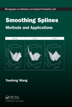 Smoothing Splines: Methods and Applications book cover