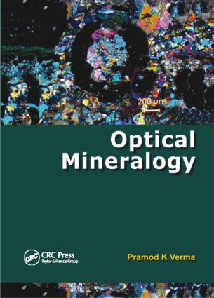 Optical Mineralogy: 1st Edition (Hardback) book cover