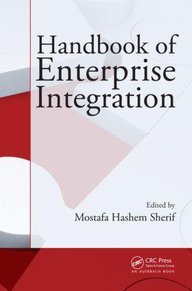 Handbook of Enterprise Integration: 1st Edition (Hardback) book cover