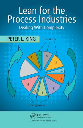 Lean for the Process Industries: Dealing with Complexity (Hardback) book cover