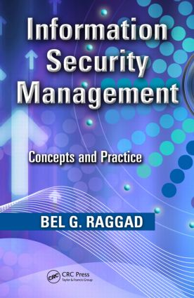 Information Security Management: Concepts and Practice, 1st Edition (Hardback) book cover