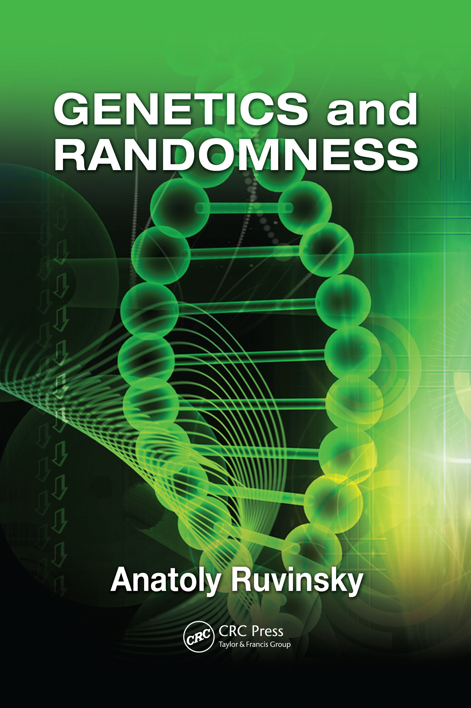 Genetics and Randomness: 1st Edition (Paperback) book cover