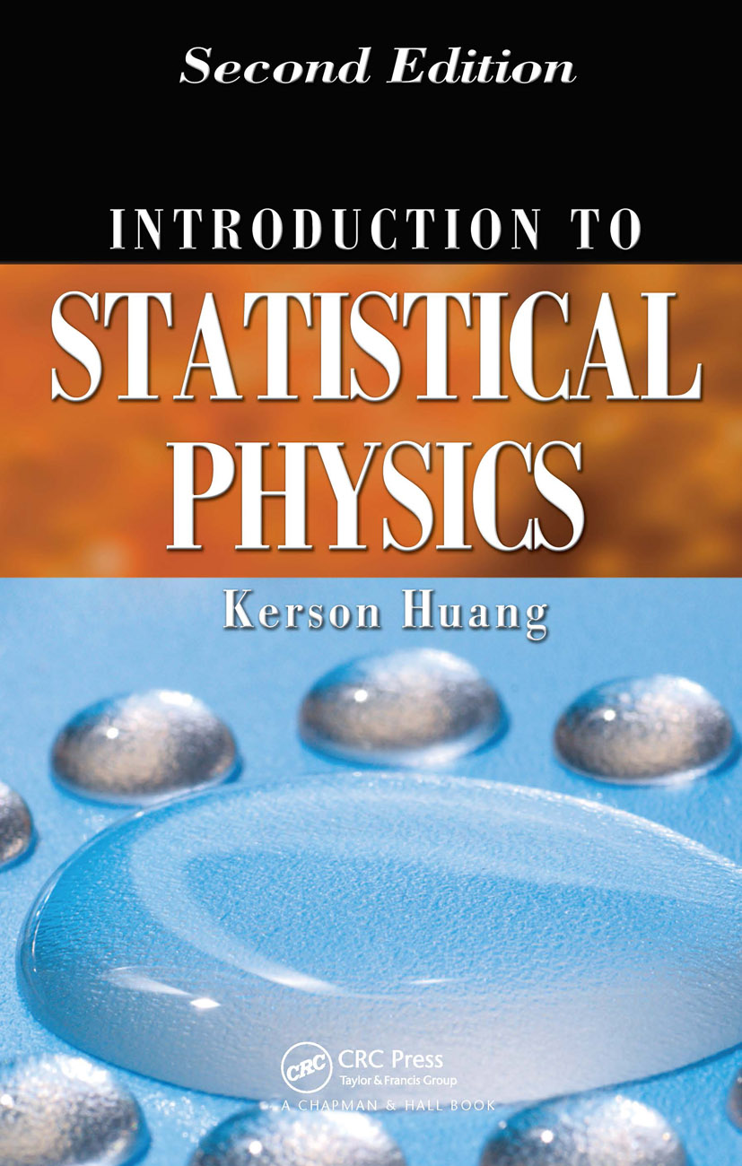 Introduction to Statistical Physics: 2nd Edition (Hardback) book cover