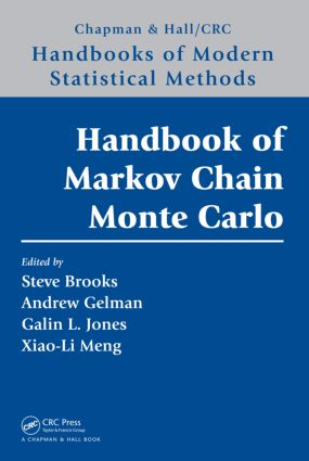 Handbook of Markov Chain Monte Carlo: 1st Edition (Hardback) book cover