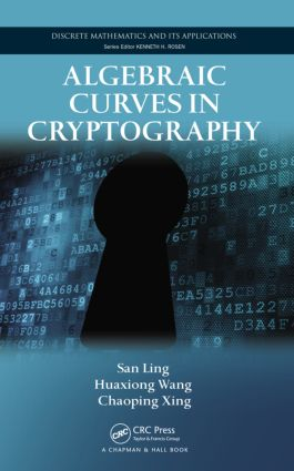 Algebraic Curves in Cryptography (Hardback) book cover
