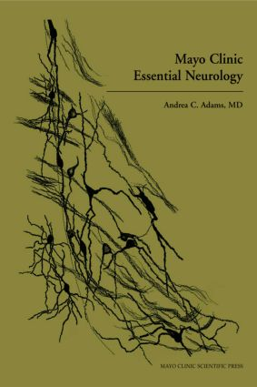 Mayo Clinic Essential Neurology: 1st Edition (Paperback) book cover