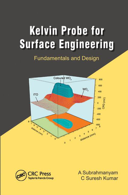 The Kelvin Probe for Surface Engineering: Fundamentals and Design (Hardback) book cover