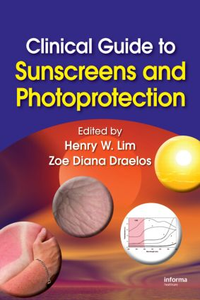 Clinical Guide to Sunscreens and Photoprotection book cover