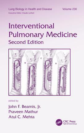 Interventional Pulmonary Medicine: 2nd Edition (Hardback) book cover