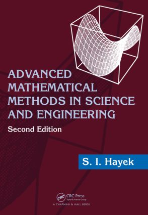 Advanced Mathematical Methods in Science and Engineering: 2nd Edition (Hardback) book cover