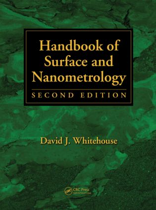 Handbook of Surface and Nanometrology: 2nd Edition (Hardback) book cover