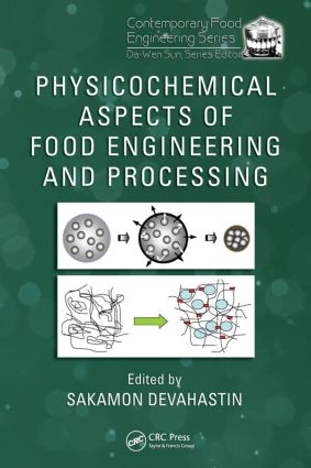 Physicochemical Aspects of Food Engineering and Processing: 1st Edition (Hardback) book cover