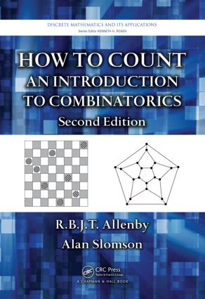 How to Count: An Introduction to Combinatorics, Second Edition, 2nd Edition (Hardback) book cover