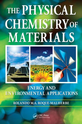 The Physical Chemistry of Materials: Energy and Environmental Applications (Hardback) book cover