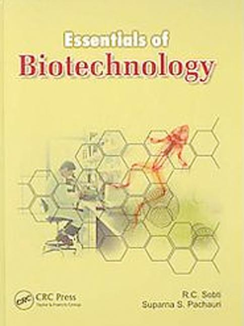 Essentials of Biotechnology: 1st Edition (Hardback) book cover