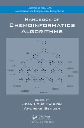 Handbook of Chemoinformatics Algorithms (Hardback) book cover