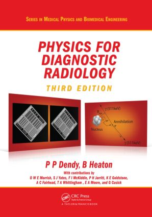 Physics for Diagnostic Radiology, Third Edition book cover