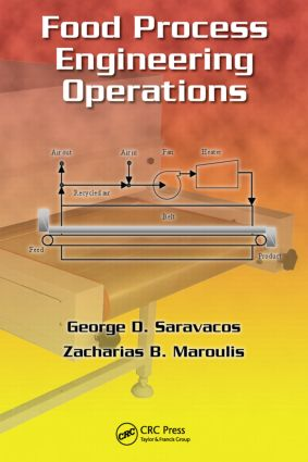 Food Process Engineering Operations book cover