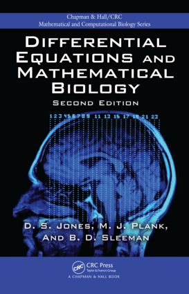 Differential Equations and Mathematical Biology book cover