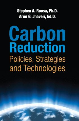 Carbon Reduction: Policies, Strategies and Technologies, 1st Edition (Hardback) book cover