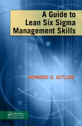 A Guide to Lean Six Sigma Management Skills: 1st Edition (Hardback) book cover