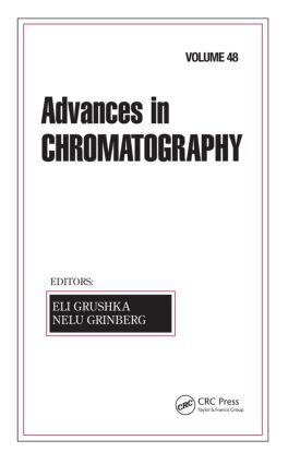 Advances in Chromatography: Volume 48 book cover
