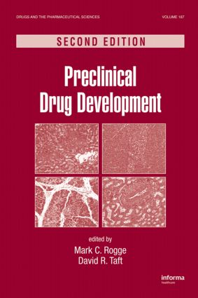 Preclinical Drug Development: 2nd Edition (Hardback) book cover