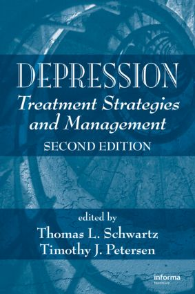 Depression: Treatment Strategies and Management, 2nd Edition (Hardback) book cover