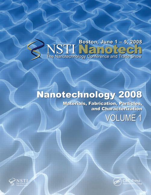 Nanotechnology 2008: (3 Volume Set), 1st Edition (Hardback) book cover