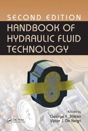 Handbook of Hydraulic Fluid Technology, Second Edition: 2nd Edition (Hardback) book cover