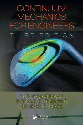Continuum Mechanics for Engineers book cover