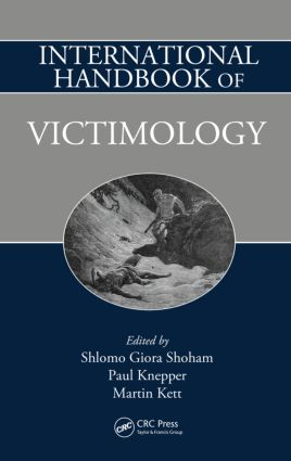 International Handbook of Victimology: 1st Edition (Hardback) book cover