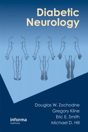 Diabetic Neurology (Hardback) book cover