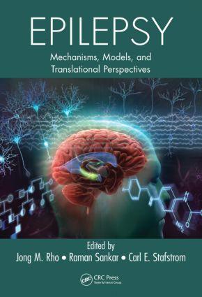 Epilepsy: Mechanisms, Models, and Translational Perspectives, 1st Edition (Hardback) book cover